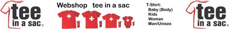Webshop tee in a sac - T-Shirt